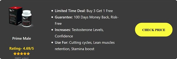 Best Testosterone Booster – Top 5 Test Boosters 2021 [Reviews & Buyer Guid