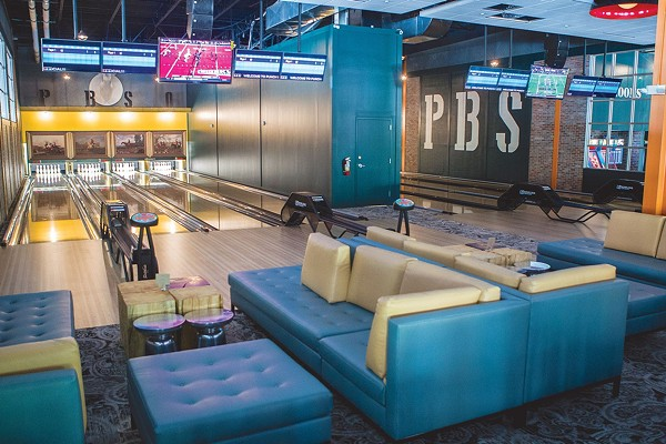 Punch Bowl Social Swings Open This Saturday Scene And