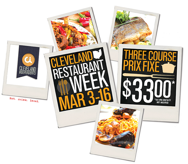 Dates announced for cleveland restaurant week scene and for Odette s restaurant month