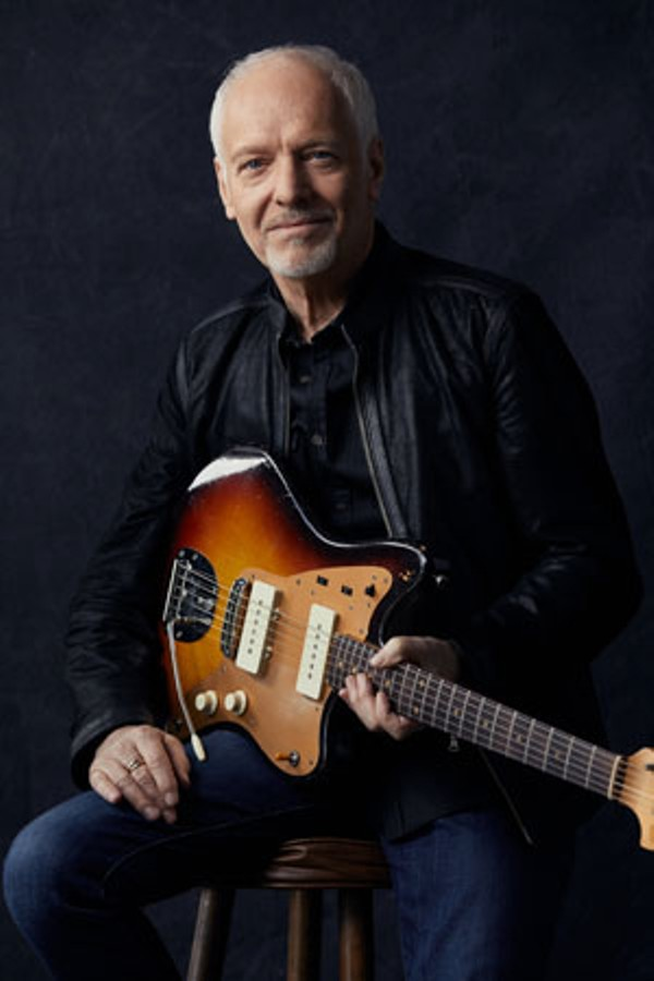 classic rocker peter frampton discusses the challenges of performing unplugged scene and heard. Black Bedroom Furniture Sets. Home Design Ideas