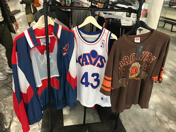 vintage cleveland indian shirts