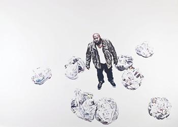 Darius Steward Opens Up Life's Handbags at Tregoning & Company