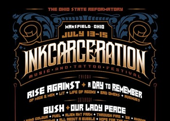 What You Need to Know About This Weekend's Inkcarceration Music and Tattoo Festival