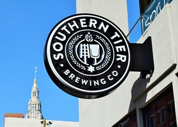 First Look: Southern Tier Brewery, Restaurant and Taproom, Opening Next Week