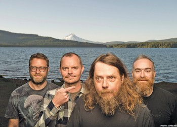 Band of the Week: Red Fang