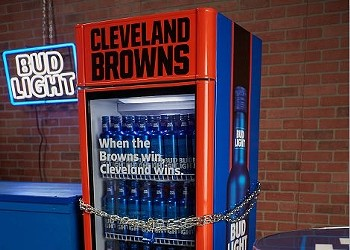 Here's Where to Get Your Free Bud Light if the Browns Actually Win Tonight