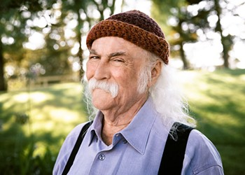 In Advance of Tomorrow's Kent Stage Concert, David Crosby Explains Why We Need More Protest Songs