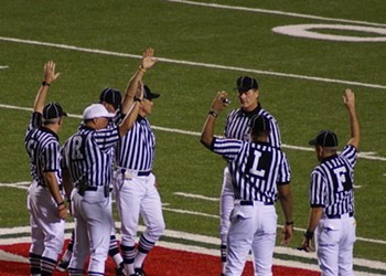 OHSAA Blames Super Rude Parents for Dwindling Numbers of High School Sports Refs