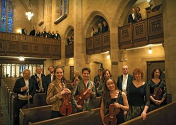 A Free Valentine's Day Concert and the Rest of the Classical Music You Should Catch This Week