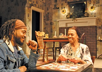 Karamu's 'Velocity of Autumn' Seethes with Passion and Poignant Humor