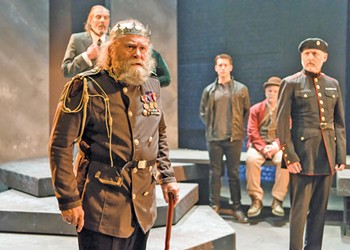 A Stirring, Accessible Production of 'King Lear' Brings Plenty of Madness to the Beck Center