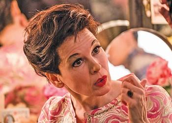 A Star is Reborn in Fresh Judy Garland Biopic