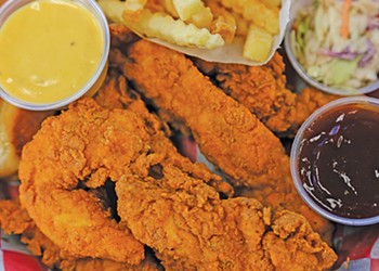 The Crispy Chick Turns Out Dynamite Tenders and Positive Role Models in Central