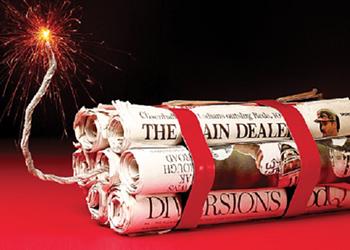 Plain Dealer's Entertainment Tabloid, Friday Magazine, Ceasing Publication After 54 Years