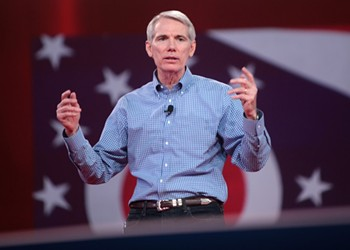 Rob Portman on Carl Bernstein's List of Senators Who Have 'Expressed Their Disdain' for Trump But Won't Speak Out