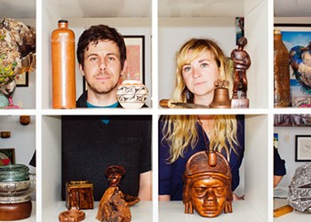 The Casual Curators: Erika Durham Anthony Koch