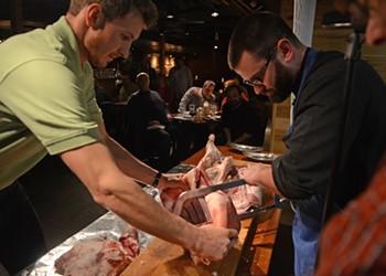 Specialized Food Workshops Address Every Interest
