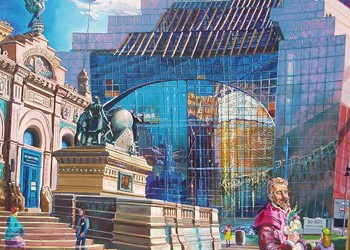 Cleveland Painter Anthony Eterovich Honored with Centennial Retrospective