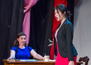 """""""Top Girls"""" Puts On Its Power Suit at Mamai Theatre"""