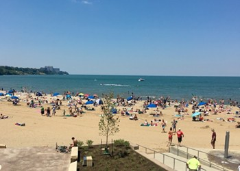 How to Know When It's Safe to Swim in Lake Erie