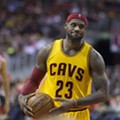 New Akron Billboard Reminds LeBron 'There's No Place Like Home'