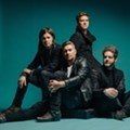 Needtobreathe to Perform at Jacobs Pavilion at Nautica in September