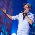 Comedian David Cross Coming to the Agora in July