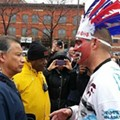 Local American Indian Leader from Viral Chief Wahoo Protest Photo Pleads Guilty to Embezzlement