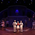 Cole Porter's Music Shines Forth, Accented by Great Tap Dancing, in 'Anything Goes'