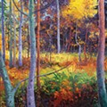 A Mind-Melting Beautiful Trip With the Paintings of Eileen Dorsey