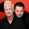 In Advance of His State Theatre Show, Comedian Brad Sherwood Talks About the Joys of Being 'Scared Scriptless'