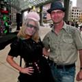 Lady Gaga at The Q