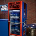 Merry Arts is Auctioning Off Its Browns Bud Light Victory Fridge For Charity