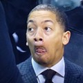 A Sad-Trombone Statistical Postscript to Ty Lue's Cavaliers Coaching Tenure