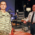 The Curse of War Bedevils Two Military Men in this World Premiere at None Too Fragile
