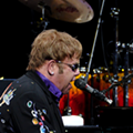 Elton John at Blossom