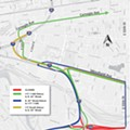 I-490 to Close Between I-77 and East 55th for Two Years of Construction Starting in May