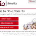 Report Uncovers Hiccups in Ohio Benefits Modernization