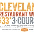 Cleveland Independents Restaurant Week Runs March 18-30