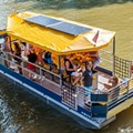 BrewBoat CLE Back on the Cuyahoga River Just in Time for Memorial Day Weekend