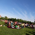 Wade Oval Wednesday Returns to Cleveland Tonight
