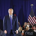 Trump Campaign Hasn't Paid Security Invoices for Ohio Rally Last Year, Other Major Campaign Events