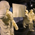 This Year's Ohio State Fair Butter Sculpture Pays Tribute to 50th Anniversary of Moon Landing