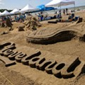 Sandcastle Contest Hits Edgewater Beach Saturday