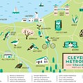 Free Period Press Wants Everyone to Try the New Cleveland Metroparks Challenge