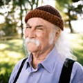 Singer-Songwriter David Crosby Brings His Sky Trails Band Back to the Kent Stage on August 20