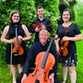 Update: Local String Quartet To Perform at Upcoming Beatles vs. Stones Concert at Stocker Arts Center