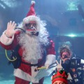 Scuba Claus to Return to the Greater Cleveland Aquarium