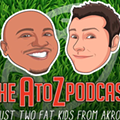 Some Browns, Some Buckeyes — The A to Z Podcast With Andre Knott and Zac Jackson
