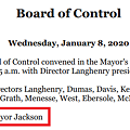 Mayor Frank Jackson Hasn't Attended a Single Weekly Board of Control Meeting Since 2008